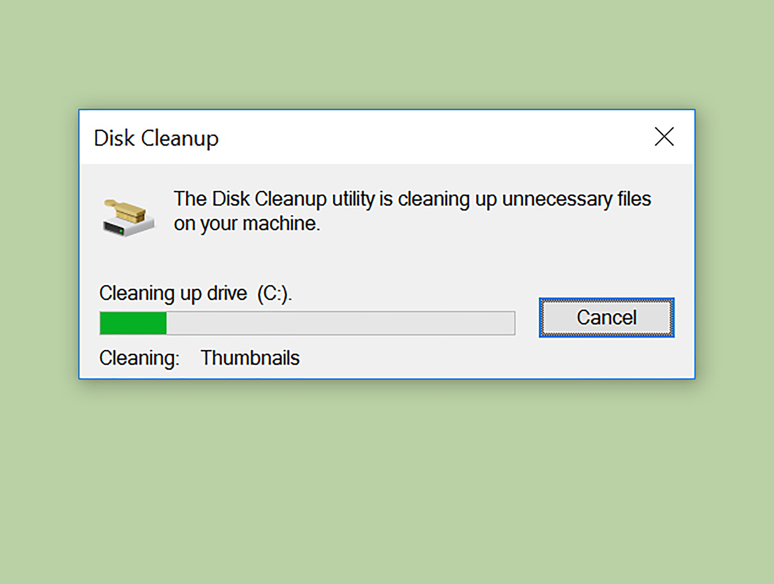 Different Ways To Run Windows Cleanup Tool! - MICSUR