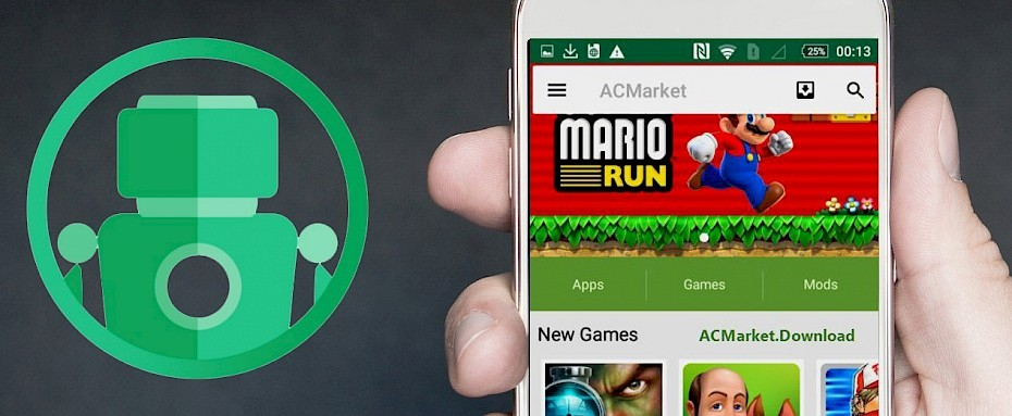 AC Market - The Safest Third-Party App Store For Android